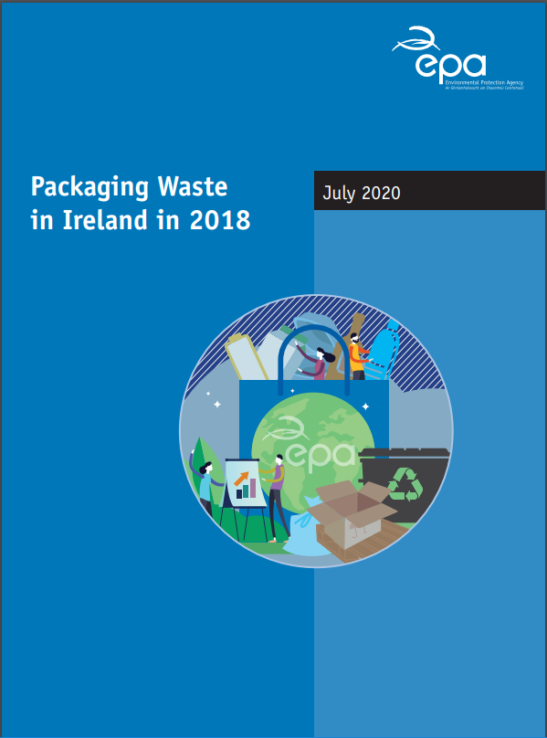 Packaging Infographic 2018 data