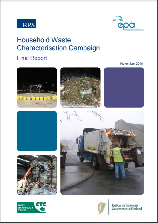 HH characterisation report cover