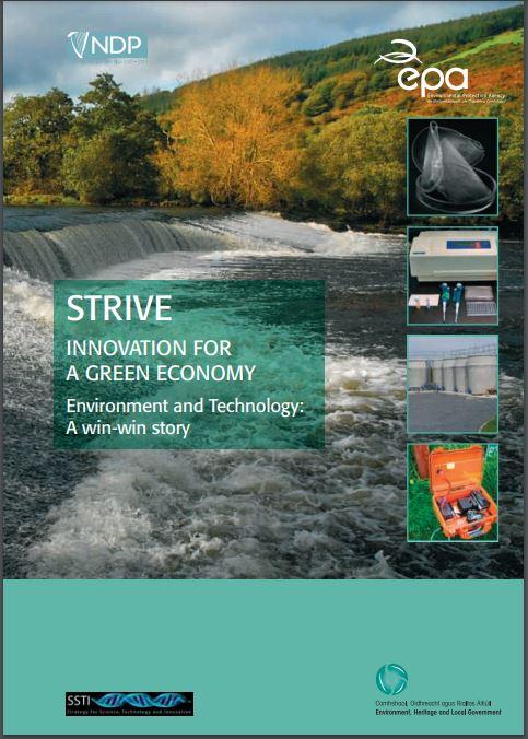 STRIVE brochure