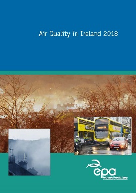 Report cover with Dublin bus