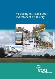 Report cover with luas