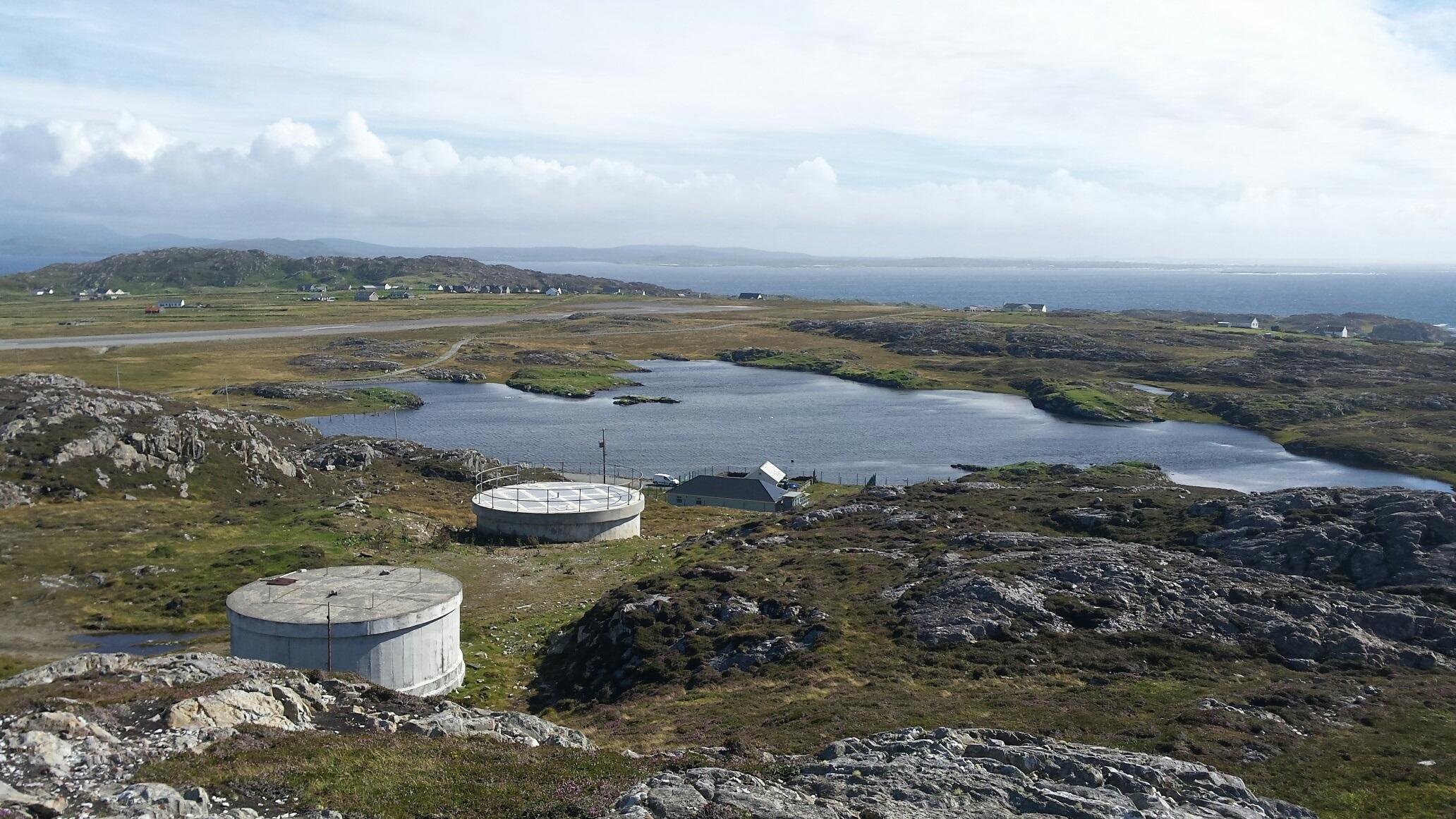 Lake source & storage reservoirs