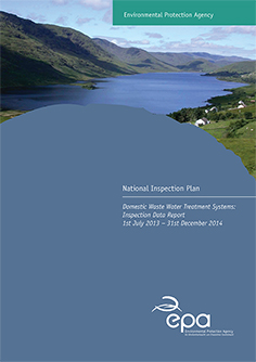 NIP for Domestic Wastewater Treatment Systems 2013 cover