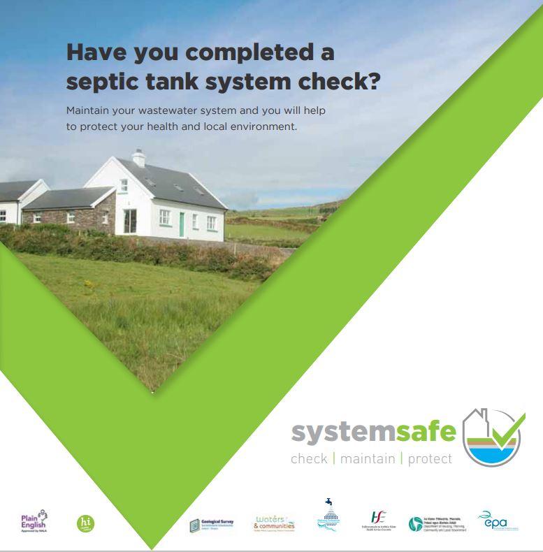 Thumbnail for septic tank leaflet