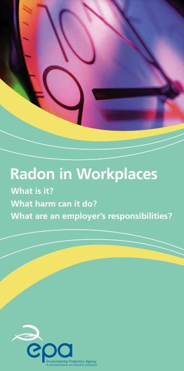 radon in workplaces infographic thumbnail