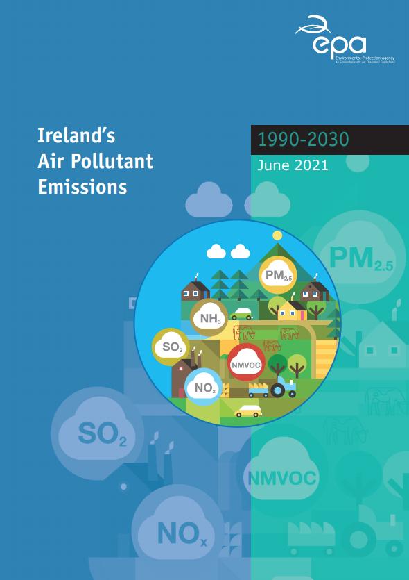 Air pollutant cover
