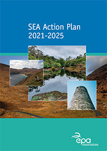 SEA Action Plan 2021 - 2025 cover