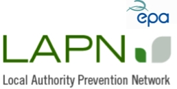 Local Authority Prevention Network logo