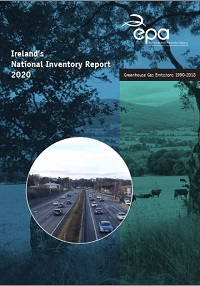 Ireland's National Inventory Submissions 2020 cover