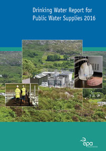 Drinking Water Report for Public Water Supplies 2016 cover