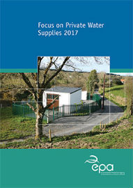 Focus on Private Water Supplies 2017