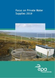 Focus on Private Water Supplies 2019