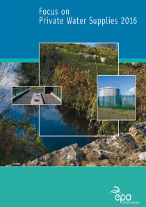 Focus on Private Water Supplies 2016 cover