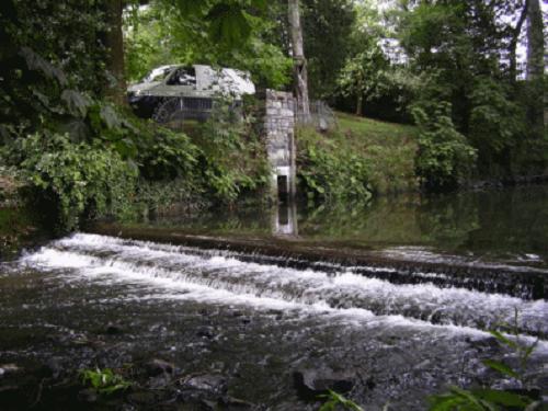 Hydrometric Weir