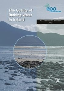 The Quality of Bathing Water in Ireland 2010 cover