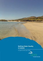 Bathing Water Quality in Ireland 2018 cover