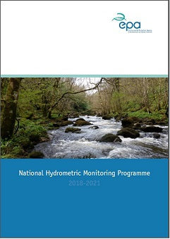 Cover thumbnail for National Hydrometric Monitoring Programme 2018 - 2021