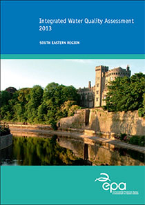 Integrated Water Quality Report Sout Eastern River Basin District 2013 cover