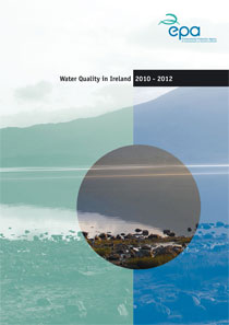 Water Quality in Ireland 2010 - 2012 cover