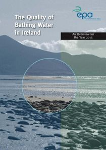 The Quality of Bathing Water in Ireland 2013 cover