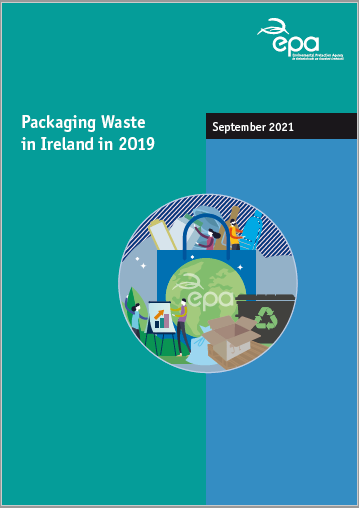 Link to the packaging waste infographic 2019