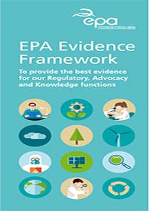 EPA Evidence Framework cover
