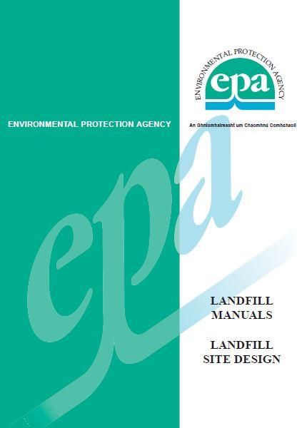 Landfill Manuals - Landfill Site Design thumbnail