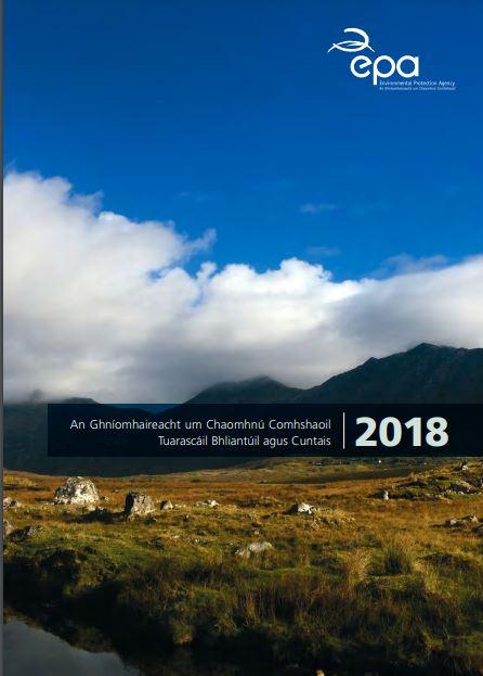 Tuarascáil Bhliantúil agus Cuntais