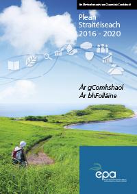Plean Straitéiseach 2016-2020