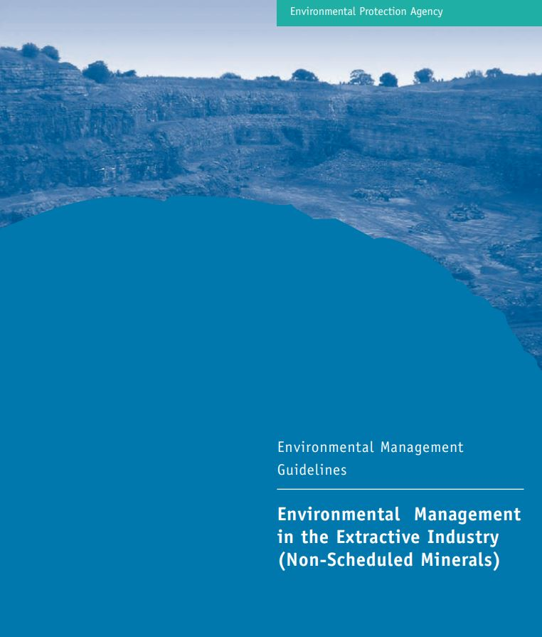 Environmental Management in Extractive Industry Thumbnail