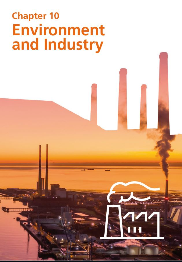 Report cover IE 2020 - Chapter 10