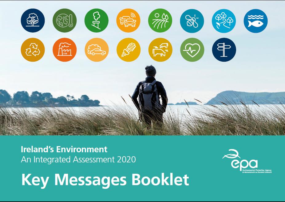 State of Environment Report, Ireland's Environment, EPA