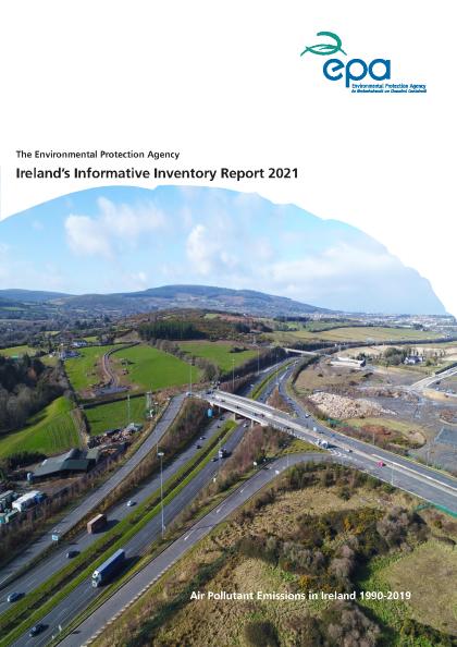 Ireland's informative inventory report 2021