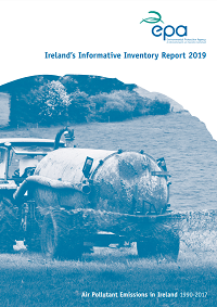 report cover with slurry spreader