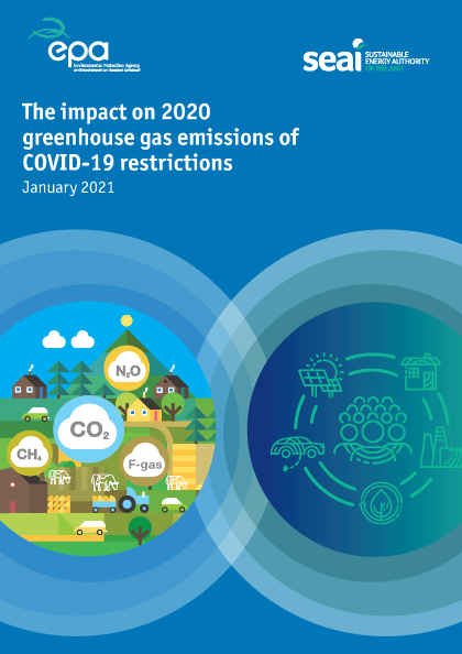 The impact of 2020 GHG emissions of COVID-19 restrictions