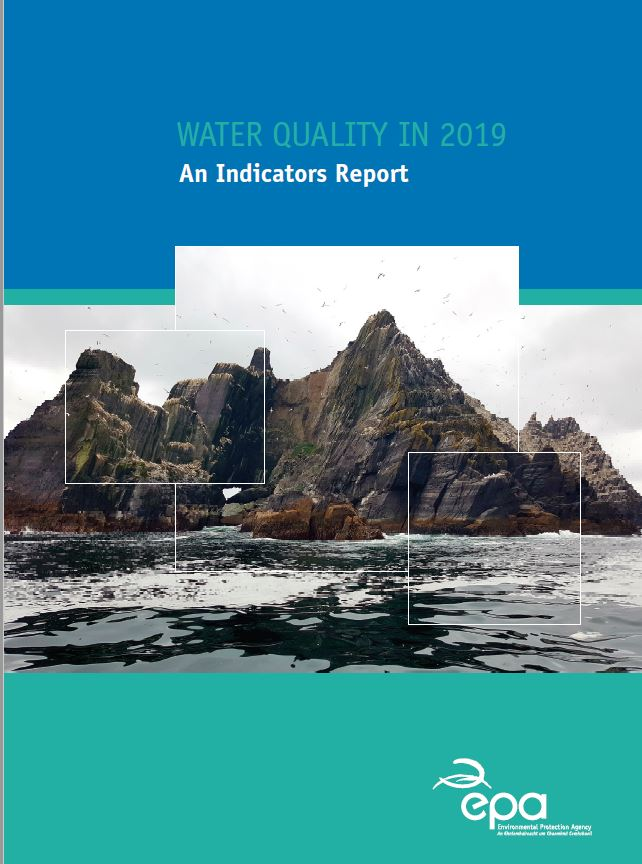 Cover image for Water Quality 2019 report