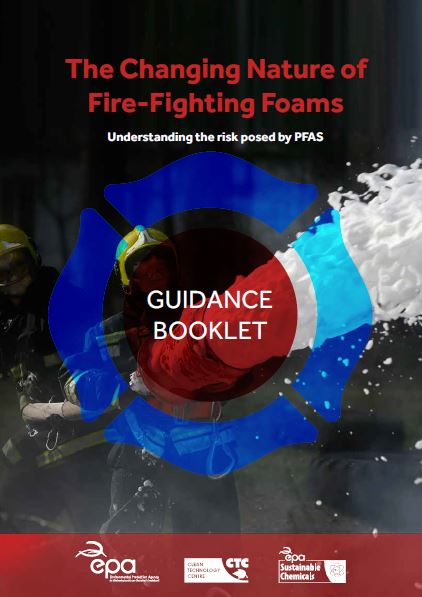 Guidance booklet for fire fighting foams thumbnail