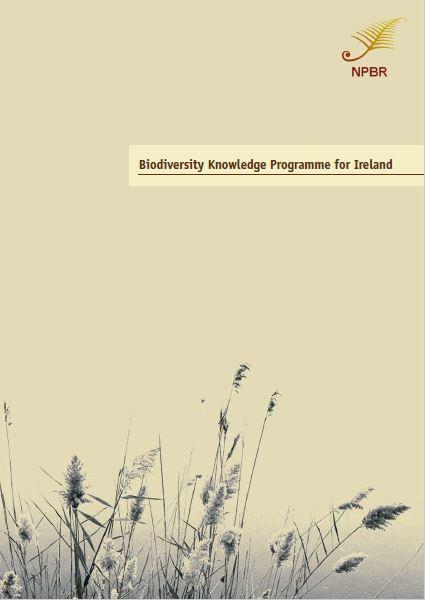 Biodiversity Knowledge Programme for Ireland thumbnail