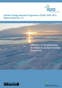 Climate Change Research Programme 2007-2013 Report Series 31 thumbnail
