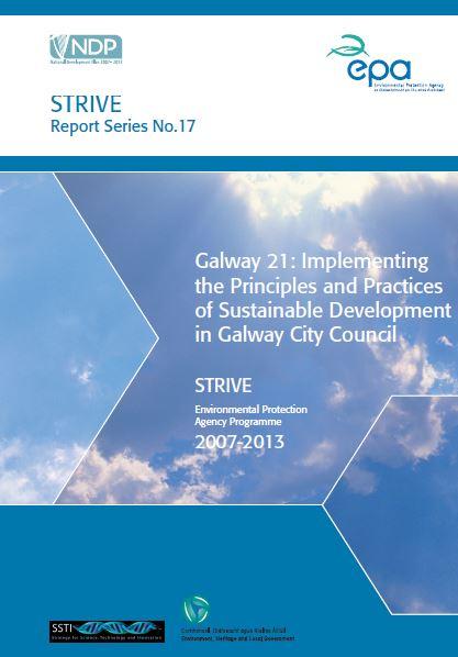 STRIVE Report 17 thumbnail