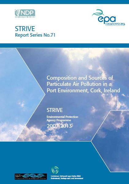 STRIVE Report 71 thumbnail