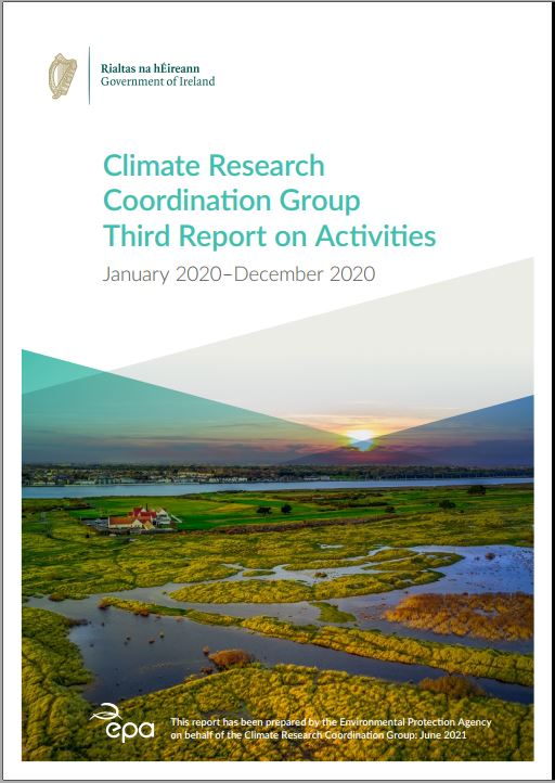 Report cover CRCG