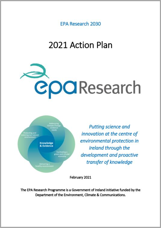 Action plan front cover