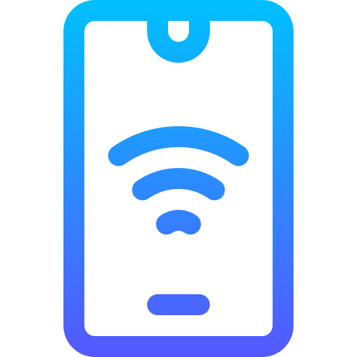 icon of a smartphone